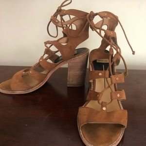 Dolce Vita Heeled Sandals